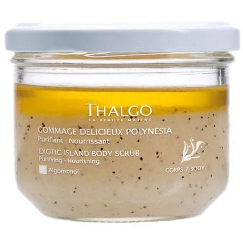 Exotic island body scrub peeling relaksujący do ciała egzotyczna wyspa (vt17014) Thalgo - Ekstra przecena