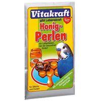 Vitakraft honig perlen - witaminy dla papugi falistej