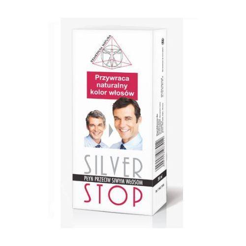 Silver Stop - płyn przeciw siwym włosom 200ml, REMEDIUM