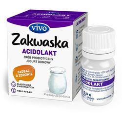 Nabiał  ZAKWASKI VIVO biogo.pl - tylko natura