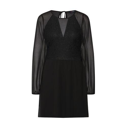 Even&odd Sukienka czarny