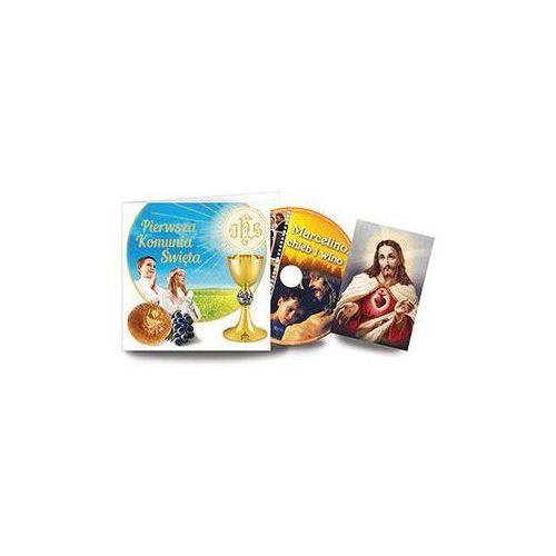 Pierwsza Komunia Święta + film DVD Marcelino