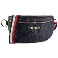 Saszetka nerka TOMMY HILFIGER - Iconic Tommy Bumbag AW0AW08102 0GY