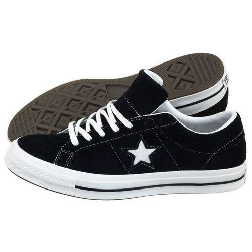 Buty Converse One Star OX Black/White 158369C (CO353-a)
