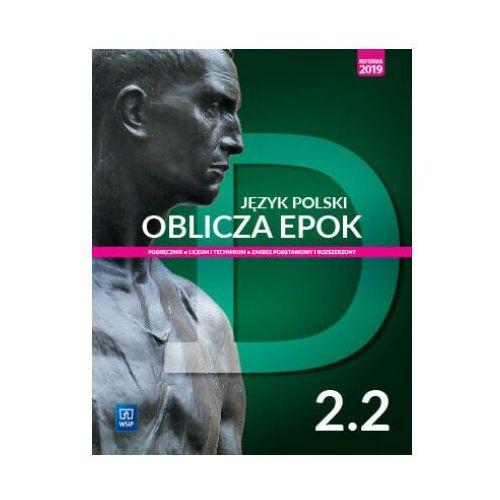 J.polski lo oblicza epok 2/2 w.2020 wsip - praca zbiorowa (2020)
