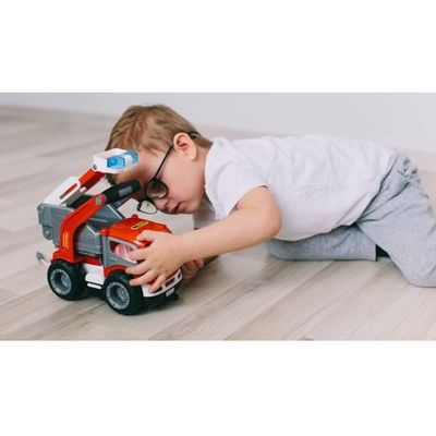 Straż pożarna Wader Quality Toys
