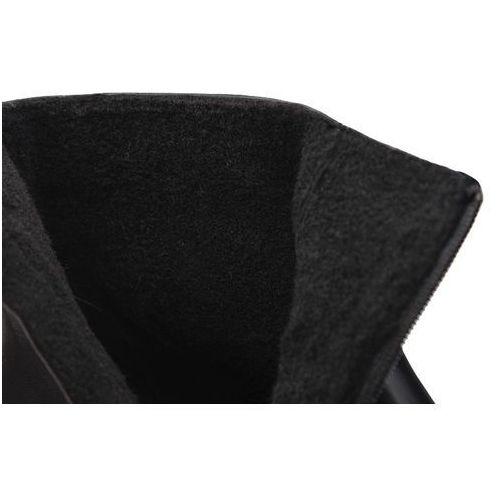 8291e241 ... Trzewiki ocieplane kozaki 5263-698 czarne marki Badura - Zdjęcie  produktu ...