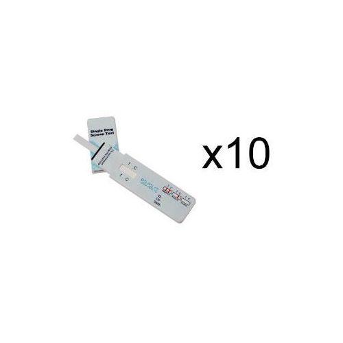 BENZODIAZEPINY test Strip (czułość: 300 ng/ml)