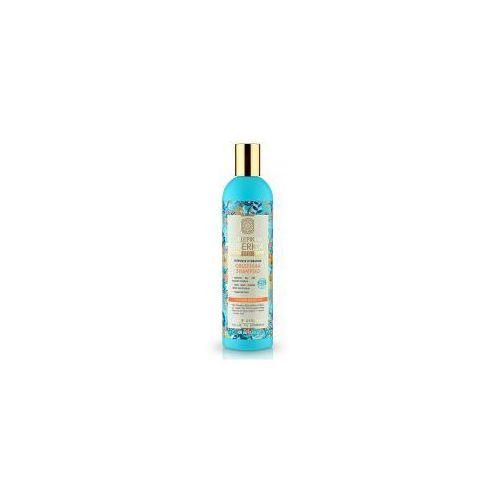 Natura siberica , szampon rokitnikowy do włosów suchych i normalnych intensywne nawilżenie, 400ml