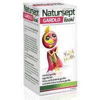 Natur-Sept Gardło lizaki o smaku tutti-frutti x 6 sztuk