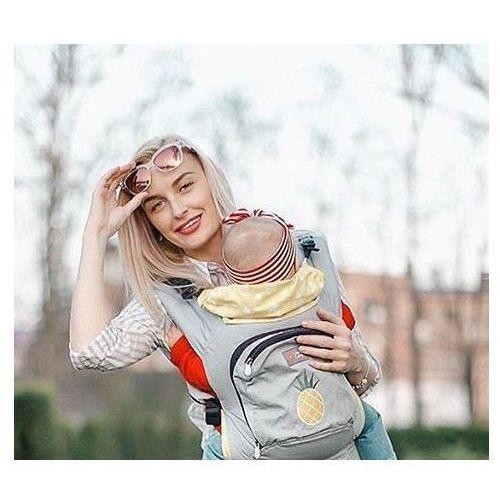 Nosidełko Ergonomiczne Love&Carry - Air - Słodki Ananas, LC112