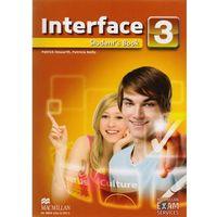 Interface 3. Podręcznik + CD, MC`MILLAN