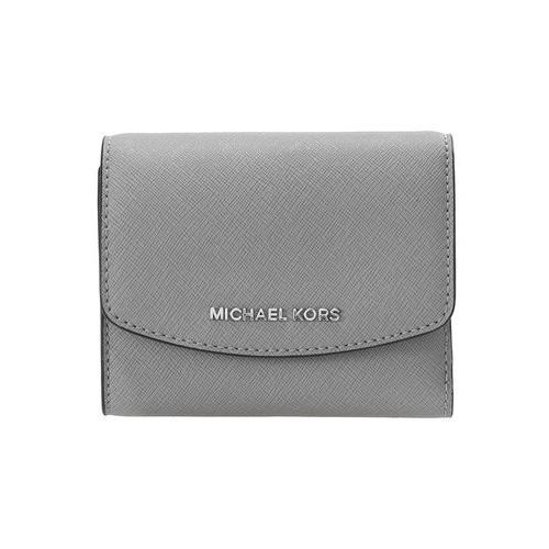 MICHAEL Michael Kors MONEY PIECES TRIFOLD Portfel pearl grey