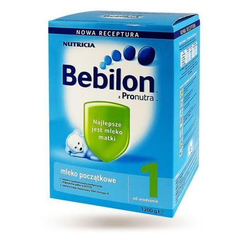 Zestaw 2x BEBILON 1200g 1 z Pronutra Mleko początkowe od urodzenia