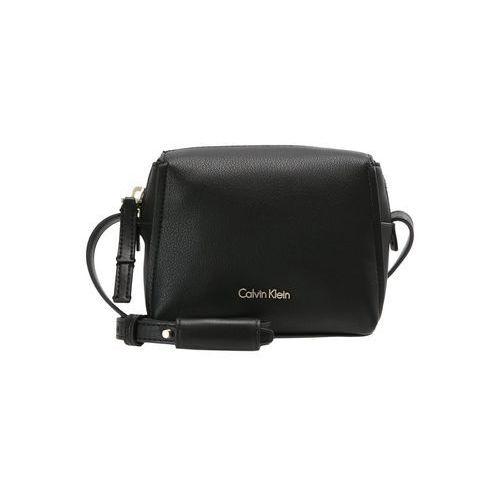 Calvin Klein DOWNTOWN SMALL CROSSBODY Torba na ramię black