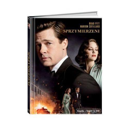 Imperial cinepix Sprzymierzeni (dvd) + książka