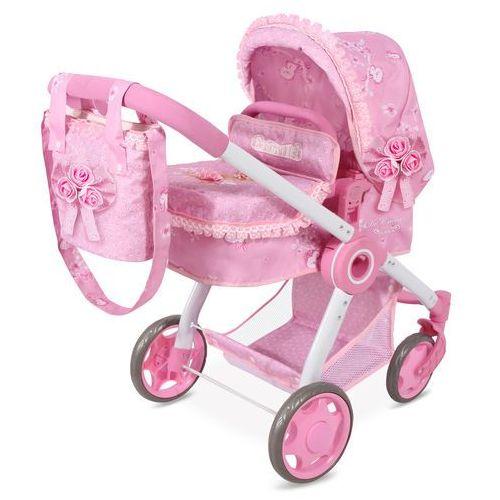 DeCuevas Składany wózek dziecięcy Maria 2018-S 3 w 1