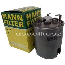 Filtry paliwa  MANN usaolkusz