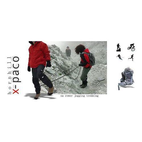 Spodnie x-paco wiatroszczelne przeciwdeszczowe marki Hornhill