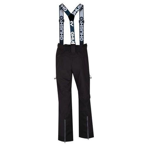 Husky spodnie narciarskie damskie Galti L czarny L (8592287116830)