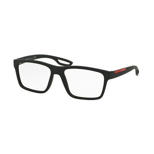 Prada linea rossa Okulary korekcyjne ps07fv uap1o1