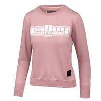 Bluza damska Pit Bull Boxing 18 - Różowa (118111.4100)