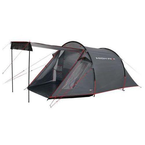 Namiot 3 osobowy Fermo 3 High Peak (szaro czerwony) sklep