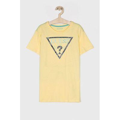T-shirty dla dzieci Guess Jeans ANSWEAR.com