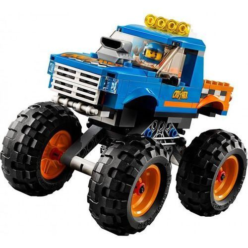 60180 MONSTER TRUCK (Monster Truck) KLOCKI LEGO CITY