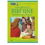 Praca zbiorowa Opowieści biblijne z nowego testamentu (box 6 płyt dvd)