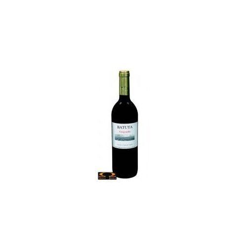 Wino Batuta Tempranillo Hiszpania 0,75l