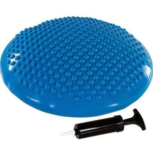 Poduszka do ćwiczeń równoważnych MOVIT Ø 37 cm niebieska
