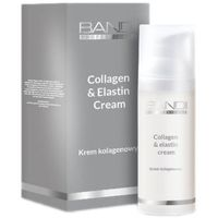 Bandi PROFESSIONAL LINE COLLAGEN & ELASTIN CREAM Krem kolagenowy (HX06)