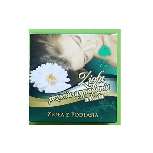 Dary Natury mieszanka ziołowa do kąpieli Zioła przeciw wypadaniu włosów - 200 g