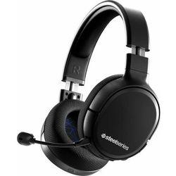 Steelseries słuchawki gamingowe arctis 1 wireless for ps5, czarne (61519)