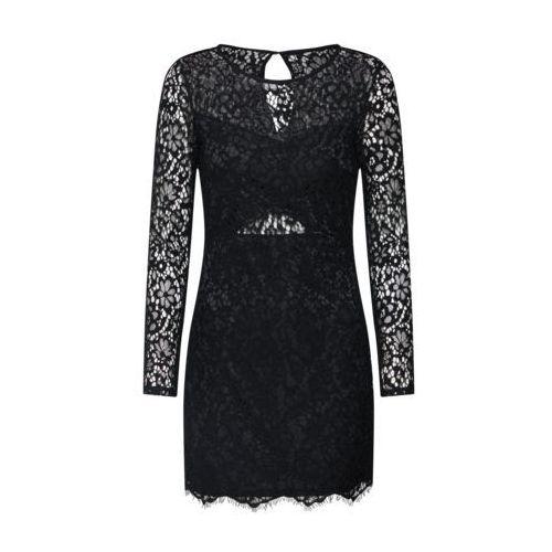 Even&odd Sukienka czarny, kolor czarny