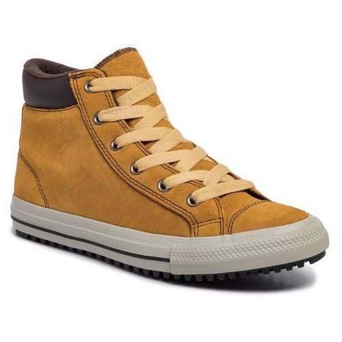 Sneakersy CONVERSE - Ctas Pc Boot Hi 665163C Wheat/Pale Wheat/Brich Bark