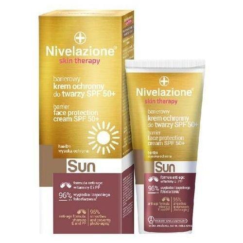 Nivelazione skin therapy sun krem barierowy ochronny do twarzy spf50 50ml Ideepharm - Bardzo popularne