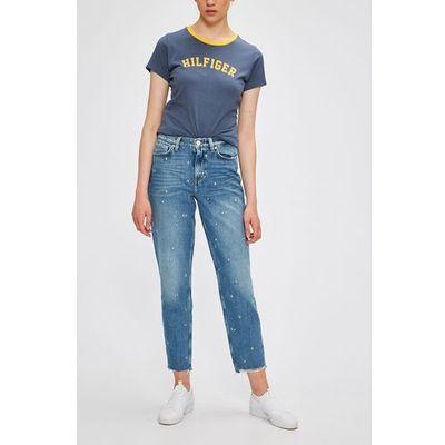 683ff79f46936 Spodnie damskie Tommy Hilfiger, Styl: boho ceny, opinie, recenzje ...