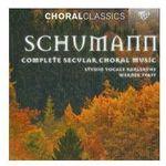 Brilliant classics Schumann: complete secular choral music - wyprzedaż do 90%