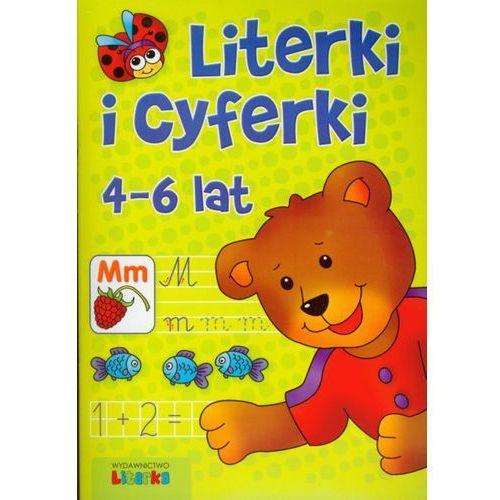 Literki i cyferki 4-6 lat, Literka