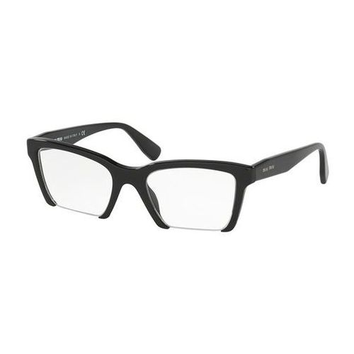 Miu miu Okulary korekcyjne mu04nv rasoir ufx1o1