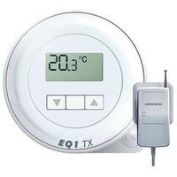 Euroster Programowany, bezprzewodowy, regulator temperatury q1txrx