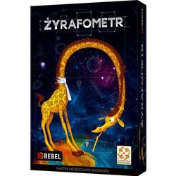 Gra żyrafometr - darmowa dostawa od 199 zł!!! marki Rebel