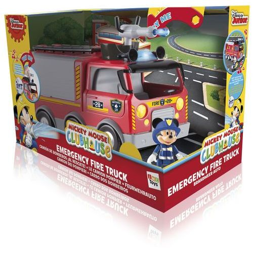 Zabawka IMC TOYS Straż pożarna Myszka Miki Na Ratunek (8421134181922)