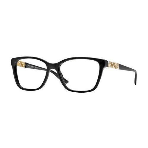 Okulary Korekcyjne Versace VE3192BA Asian Fit GB1