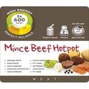 Adventure Food Mince Beef Hotpot Żywność kempingowa podwójna porcja Żywność liofilizowana