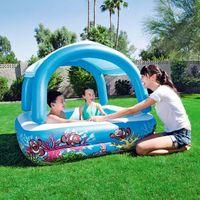 basen dla dzieci z zadaszeniem 52192 147x146x122cm 265l marki Bestway