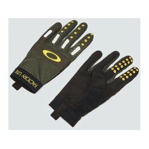 Rękawice Rowerowe Oakley Factory Lite 2.0 Dark Brush FOS900358-86L