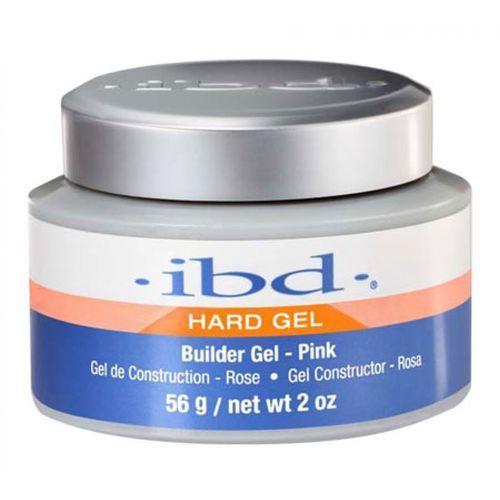 Ibd uv builder gel pink budujący żel uv do paznokci (różowy) - 56 g.